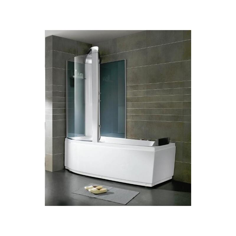 ligbad met douche alexie 170 cm or9501sm. Black Bedroom Furniture Sets. Home Design Ideas