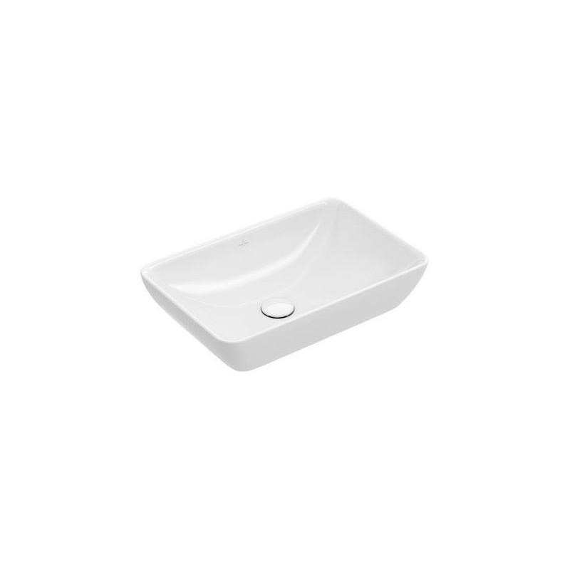 vasques poser de r f rence 41135501 de villeroy boch chez banio salle de bain. Black Bedroom Furniture Sets. Home Design Ideas