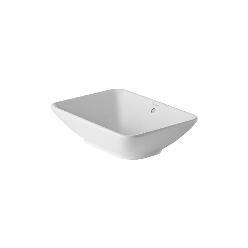 Vasques poser de r f rence 03345200001 de duravit chez banio salle de bain - Vasque een poser duravit ...
