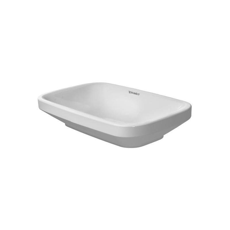 Vasques poser de r f rence 0349600000 de duravit chez banio salle de bain - Vasque een poser duravit ...