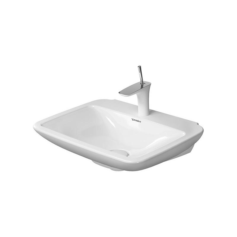 duravit puravida lavabo 60 puravida blanc cuve profonde banio salle de bain badkamers. Black Bedroom Furniture Sets. Home Design Ideas