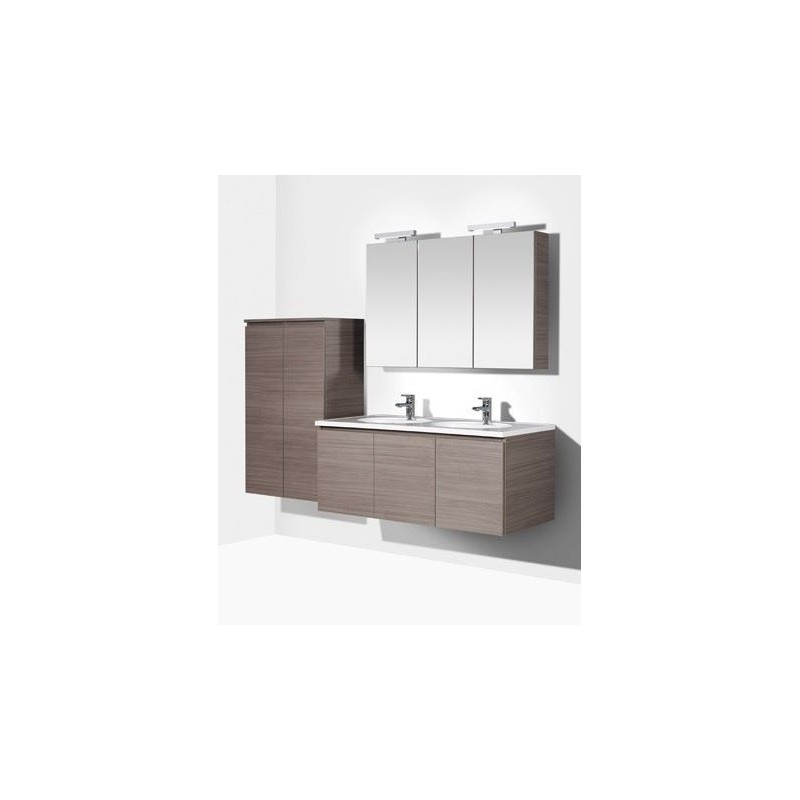 meuble de salle de bain de r f rence lago130 de sleurs. Black Bedroom Furniture Sets. Home Design Ideas