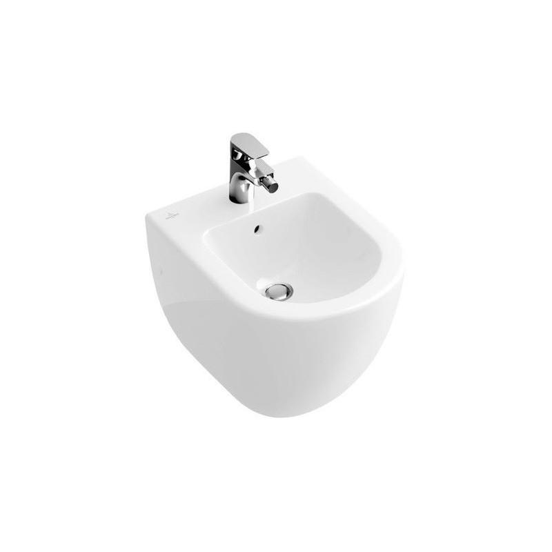 Villeroy boch subway bidet compact banio salle de bain for Villeroy et boch salle de bain prix