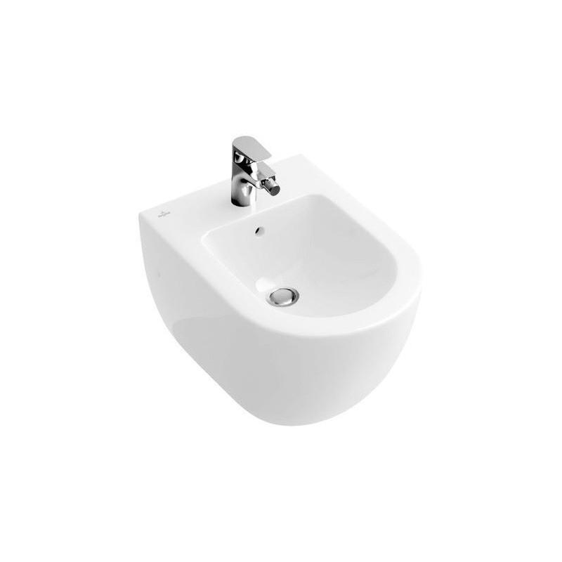 villeroy boch subway bidet banio salle de bain badkamers. Black Bedroom Furniture Sets. Home Design Ideas