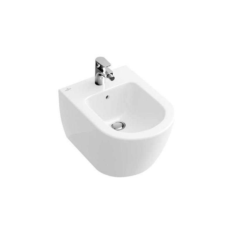 Villeroy boch subway 2 0 bidet banio salle de bain for Villeroy et boch salle de bain showroom