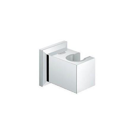 grohe fixation de douche murale chrom 27706000. Black Bedroom Furniture Sets. Home Design Ideas