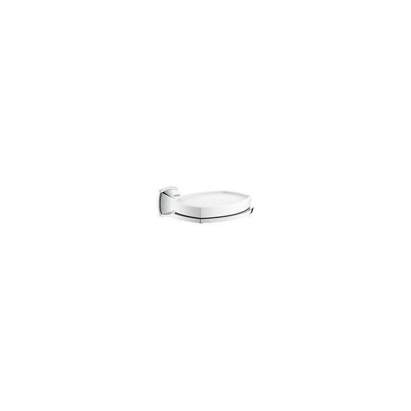 grohe porte savon en c ramique 40628000. Black Bedroom Furniture Sets. Home Design Ideas