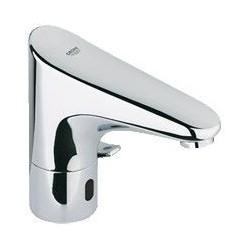 """Grohe Europlus E mitigeur ½"""" lavabo infrarouge, avec mitigeur, EcoJoy, chromé"""