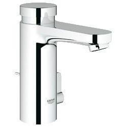 """Grohe Eurosmart CS mitigeur ½"""" lavabo, autofermant, avec mitigeur, vidage à tirette, EcoJoy, chromé"""