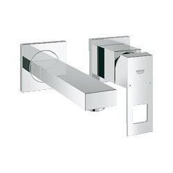 """Grohe Eurocube, élément de finition avec bec pour mitigeur monocommande encastré ½"""" pour lavabo, chromé"""