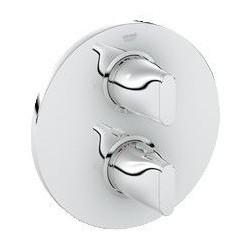 Grohe Ondus élément de finition pour élément d'installation universel avec thermostat, avec Aquadimmer, chromé