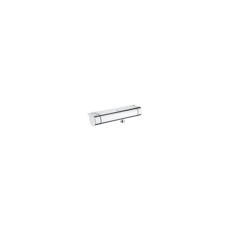 """Grohe Grohtherm 2000 New mitigeur thermostatique ½"""" pour douche, entr'axe: 120 mm, chromé"""