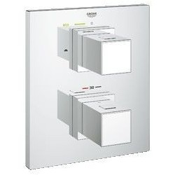 Grohe Grohtherm Cube façade Thermostat B/D