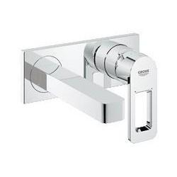 """Grohe Quadra, élément de finition avec bec pour mitigeur monocommande encastré ½"""" pour lavabo, chromé"""