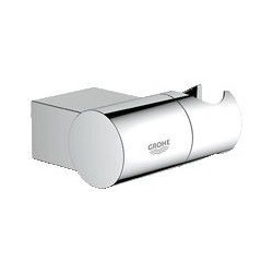 Grohe Rainshower® fixation de douche murale, réglable, chromé