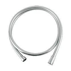 """Grohe Silverflex flexible de douche ½"""" x ½"""", 1500 mm, argent"""