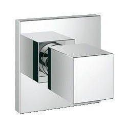Grohe Universal Cube façade robinet d'arrêt