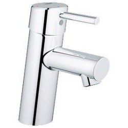Grohe Concetto mitigeur lavabo corps lisse
