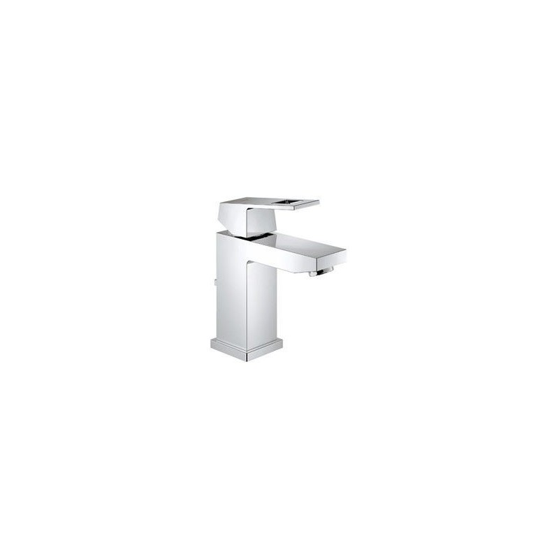 grohe eurocube mitigeur monocommande pour lavabo vidage tirette ecojoy chrom 2312700e. Black Bedroom Furniture Sets. Home Design Ideas