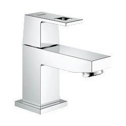 """Grohe Eurocube robinet de lave-mains céramique ½"""", montage monotrou, chromé"""