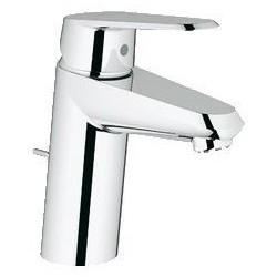 """Grohe Eurodisc Cosmopolitan mitigeur monocommande ½"""" pour lavabo écoulement libre, vidage à tirette, chromé"""