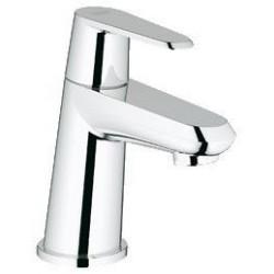 """Grohe Eurodisc Cosmopolitan robinet de lave-mains céramique ½"""", montage monotrou, chromé"""