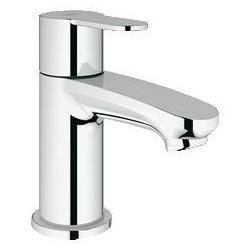 """Grohe Eurostyle Cosmopolitan keramische toiletkraan ½"""", ééngatsmontage, chroom"""