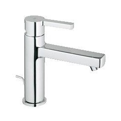 Grohe Lineare mitigeur lavabo bec interméd.