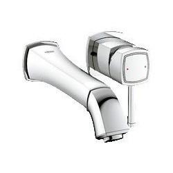 Grohe Mitigeur monocommande 2 trous lavabo