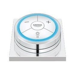 Grohe Unité de contrôle digitale avec suport carré pour Bain ou Douche