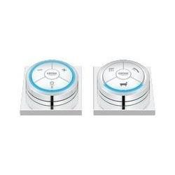 Grohe Unité de controle et inverseur digital pour Bain avec support carré