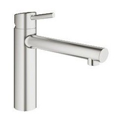 Grohe Concetto mitigeur évier bec orientable