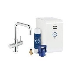 Grohe Blue Chilled mitigeur évier U-bec