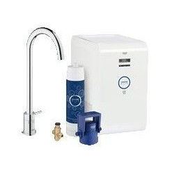 Grohe Blue Pure Chilled Mono keukenkraan