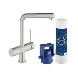 Grohe Blue Minta New Pure évier L-bec