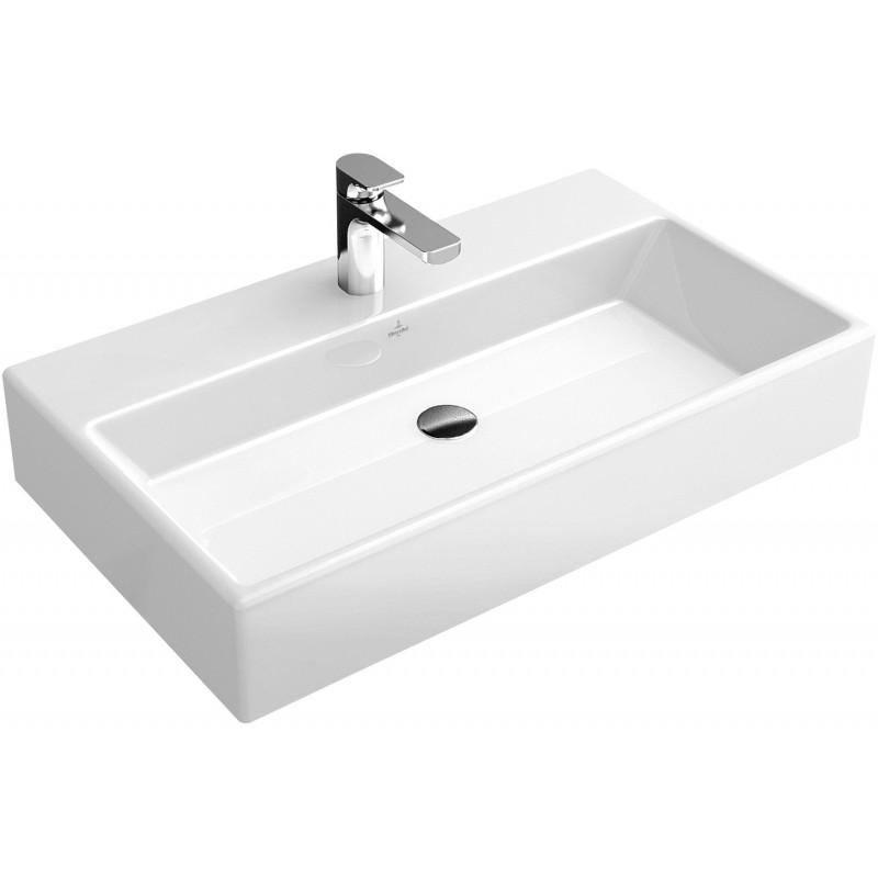 villeroy boch memento lavabo blanc 51338j01. Black Bedroom Furniture Sets. Home Design Ideas