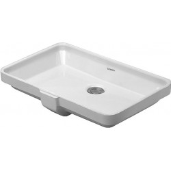 DURAVIT 2nd floor Vasque  525x350mm  BLANC