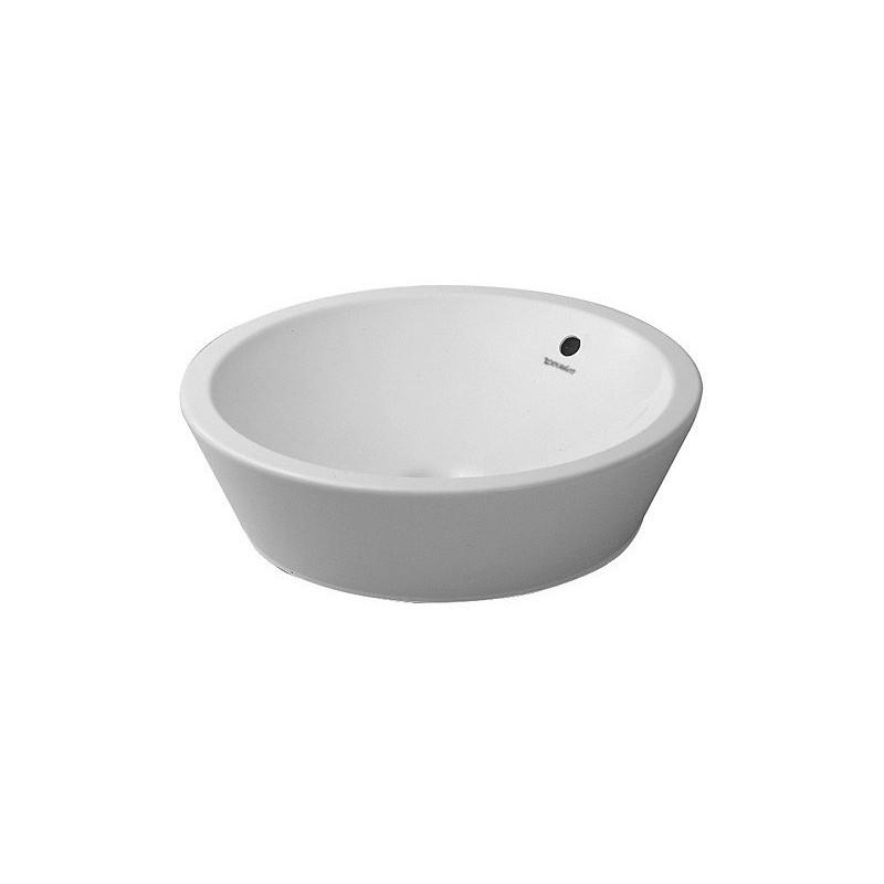 duravit starck 1 vasque 53 starck edition 2 blanc. Black Bedroom Furniture Sets. Home Design Ideas