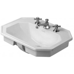 "DURAVIT 1930 VASQUE 58 ""1930""  WONDERGLISS"