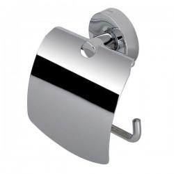 GEESA Porte-papier rouleau avec couvercle