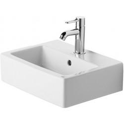 DURAVIT Vero Lave-mains  45 VERO    BLANC MEULE      WONDERGLISS
