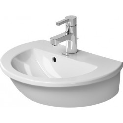 DURAVIT Darling New Lave-mains 47 DARLING NEW    BLANC        WONDERGLISS