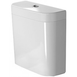 DURAVIT Happy D.2 RESERVOIR EQUIPE Happy D.2 BLANC MEC.3/6L, ALIM.LAT.