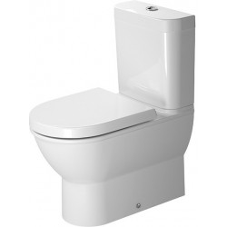 DURAVIT Darling New cuvette  VARIO DARLING NEW 63 CM  BLANC       WONDERGLISS