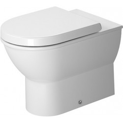 DURAVIT Darling New cuvette   DARLING NEW 57 CM   BLANC BACK TO WALL   WONDERGLISS