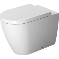 DURAVIT ME by STARCK cuvette s/PIED 600mm ME by STARCK BLANC FC, SH., BTW