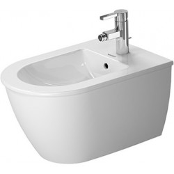 DURAVIT Darling New Bidet  suspendu  DARLING NEW  BLANC DURAFIX WONDERGLISS