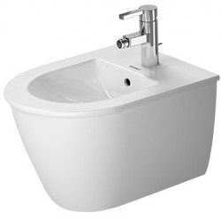 DURAVIT Darling New Bidet  suspendu DARLING NEW COMPACT BLANC