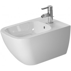 DURAVIT Happy D.2 Bidet  suspendu 54 cm Happy D.2 BLANC WGL