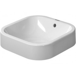 DURAVIT Happy D.2 Vasque  A POSER 40 cm Happy D.2 BLANC WGL